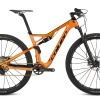 COLUER STAKE CR 4.1 SHIMANO SLX MIXTE - ORANGE / NOIR