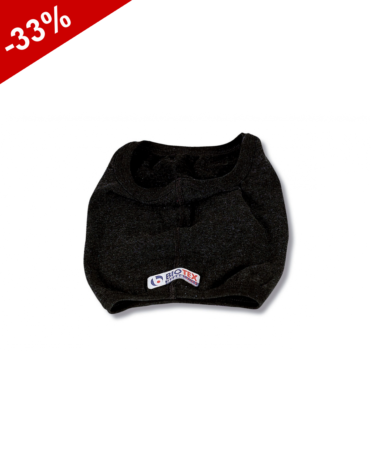 Couvre Cou BIOTEX THERMAL - Noir
