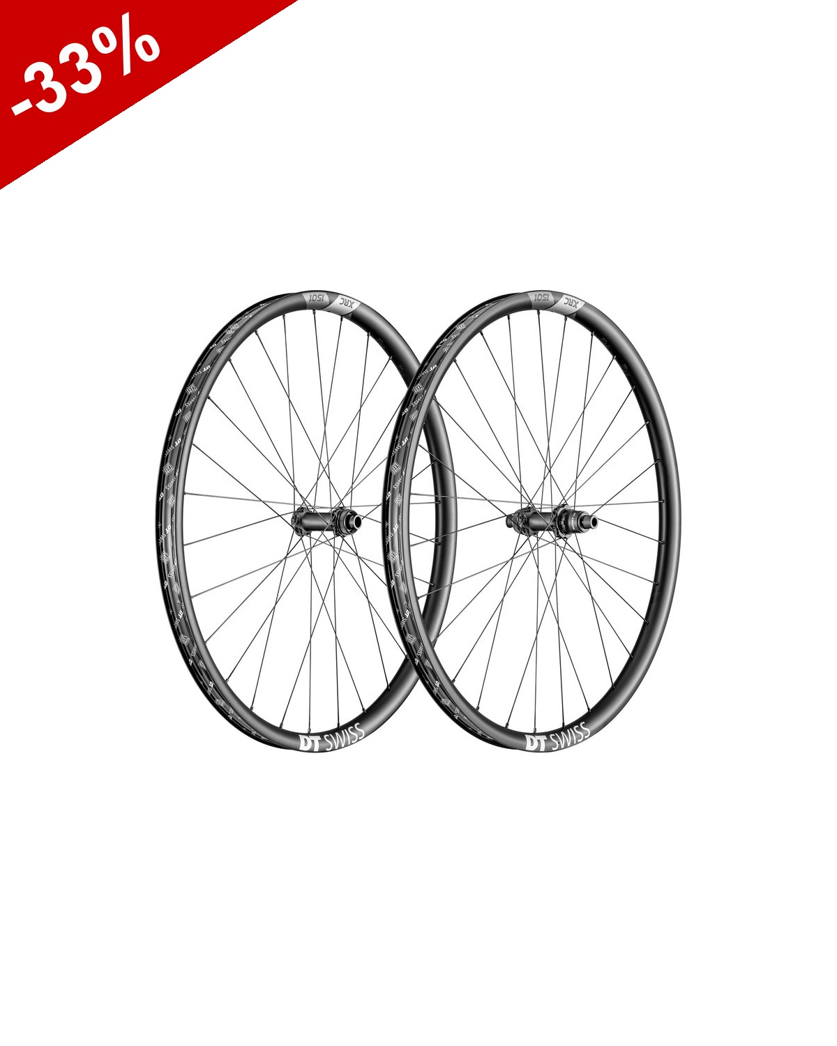 ROUES DT SWISS XRC 1501 SPLINE CARBONE 29 BOOST