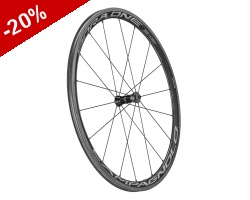 ROUES CARBONE CAMPAGNOLO BORA ONE 35 DARK - pneus