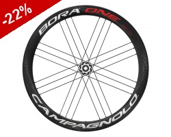 ROUES CARBONE CAMPAGNOLO BORA ONE 50 DISQUE - boyaux