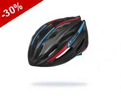 CASQUE LIMAR 778 Super Light - Noir / Bleu / Rouge