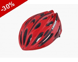 CASQUE LIMAR 778 Super Light - Rouge Brillant