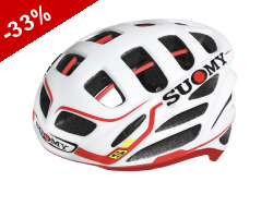 CASQUE SUOMY GUN WIND Team COFIDIS