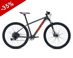 COLUER PRAGMA 298 SRAM SX EAGLE - Gris / Orange