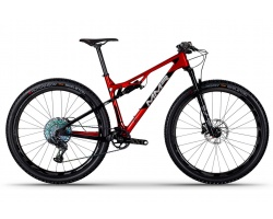 MMR KENTA 00 SRAM XX1 AXS Etap 12v + Roues PROTOTYPE Worldup CARBONE - Rouge - 2020