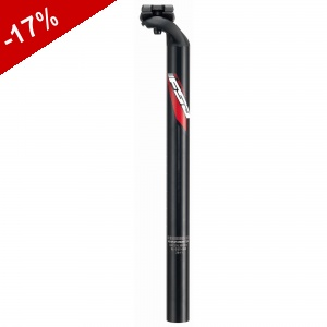 Tige de Selle FSA Energy - 350 mm - 31.6 mm - noir rouge