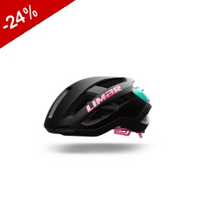 CASQUE LIMAR AIR STAR - Noir / Rose