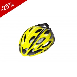 CASQUE LIMAR ULTRALIGHT+ - Noir / Jaune