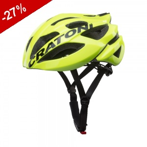 CASQUE CRATONI C-BOLT - Jaune FLUO