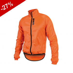 Biotex Veste Coupe Vent X-LIGHT Orange - 2018