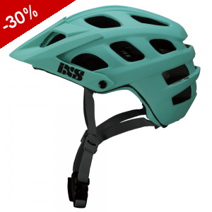 Casque IXS TRAIL RS EVO Turquoise