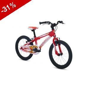 VELO COLUER RIDER 180 - Rouge