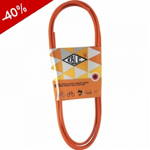 Gaine de dérailleur Téflon 2M Orange - 2017