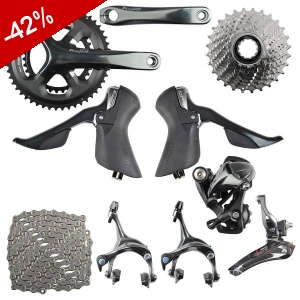 GROUPE COMPLET SHIMANO TIAGRA 4700