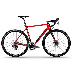 MMR ADRENALINE SLD SRAM RED ETAP AXS + Roues DT SWISS PRC 1400 CARBONE - Rouge - 2020