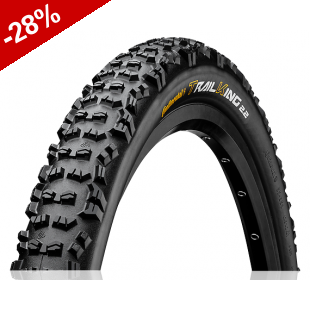 CONTINENTAL TRAIL KING 27.5*2.20 Souple tubeless ready