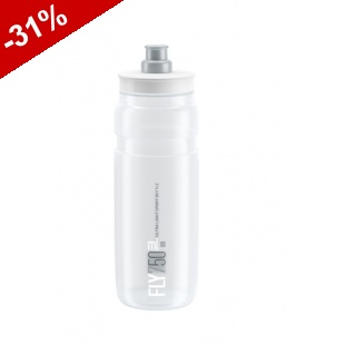 BIDON ELITE FLY 750 ML - Transparent