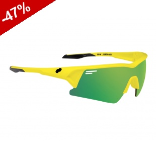 Lunette SPY SCREW OVER - Jaune Fluo