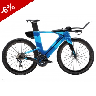 FELT IA ADVANCED SHIMANO ULTEGRA + ROUES REYNOLDS AR58/62 - Bleu