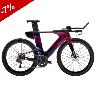 FELT IA ADVANCED SHIMANO ULTEGRA DI2 + ROUES REYNOLDS AR58/62 - Purple