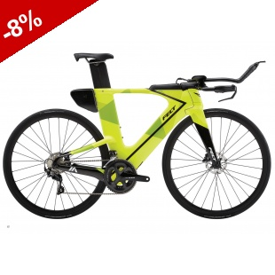 FELT IA ADVANCED SHIMANO 105 - Jaune